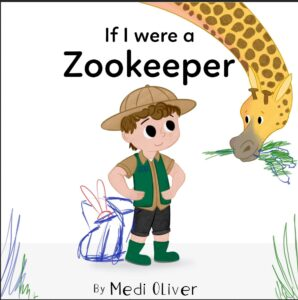 If I were a Zookeeper book cover